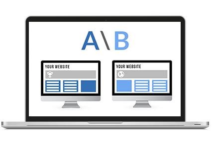 AB testing et données analytics
