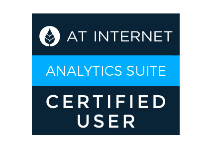 certification AT Internet