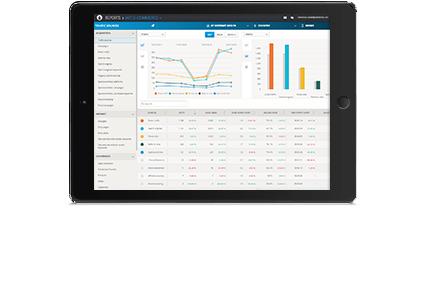 customisable analytics reports
