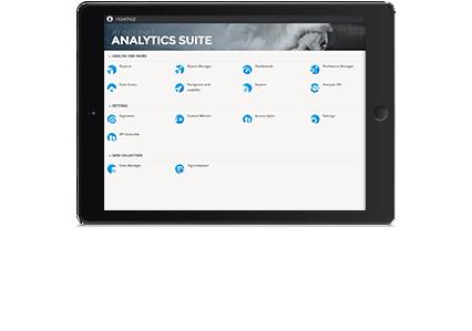 Reports App Analytics Suite