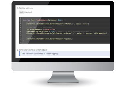 SmartTag - agile analytics tag