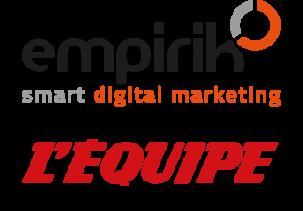 Logo BREAKFAST AT INTERNET X EMPIRIK X L'ÉQUIPE 2020