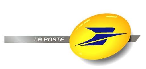 La Poste logo Case study