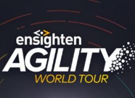 logo ensighten agility wolrd tour